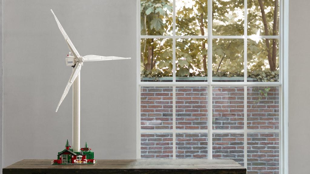 LEGO Expert 10268 Vestas Wind Turbine | 10268 Vestas Wind Tu… | Flickr