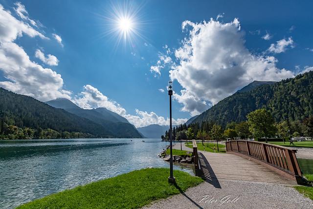 Achensee in Tirol - Nordseite - 864