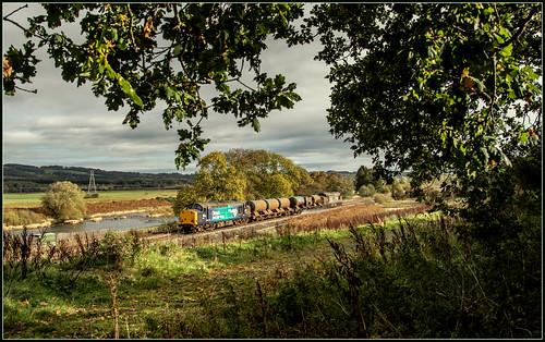 class37 rhtt drs directrailservices 37059 37218 hexham northumberland tynevalley railway rail railways trains train transport locomotive locomotives loco englishelectric 3s77