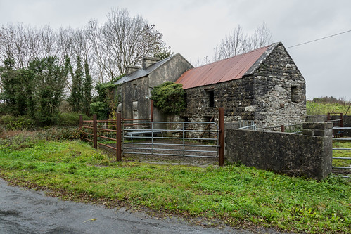 farmhouse abandoned countygalway flickr ireland stone dunmore ie