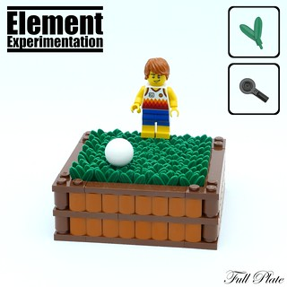 Element Experimentation: Soccer Grass | by Emil Lidé
