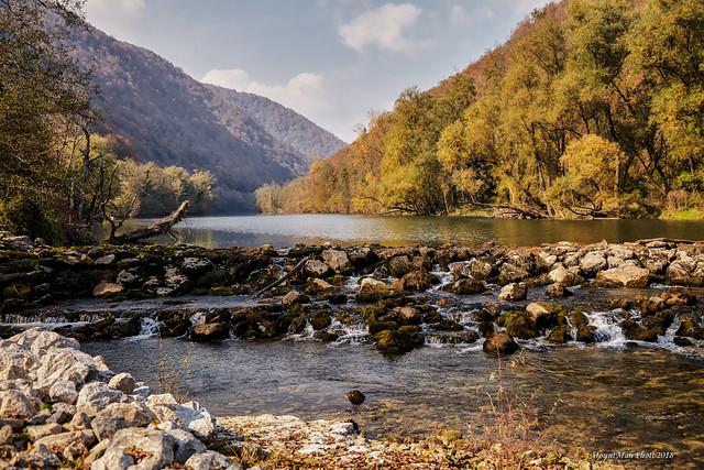 Jezerce iza jaza u Goršetima