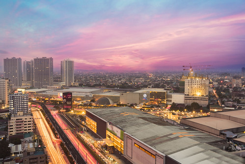 philippines north edsa sm trinoma ayala malls mall long exposure car trails light trail sony a7iii a7m3 tamron 2875 2875mm f28 28 sonya7m3 sonya7iii landscape