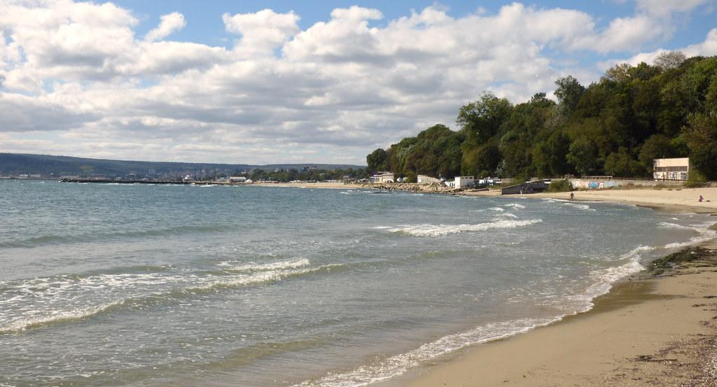 Varna - Black Sea beach | damian entwistle | Flickr