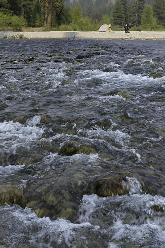 Rapids   by Trail Image