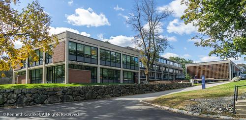 Lemberg Hall, Brandeis University