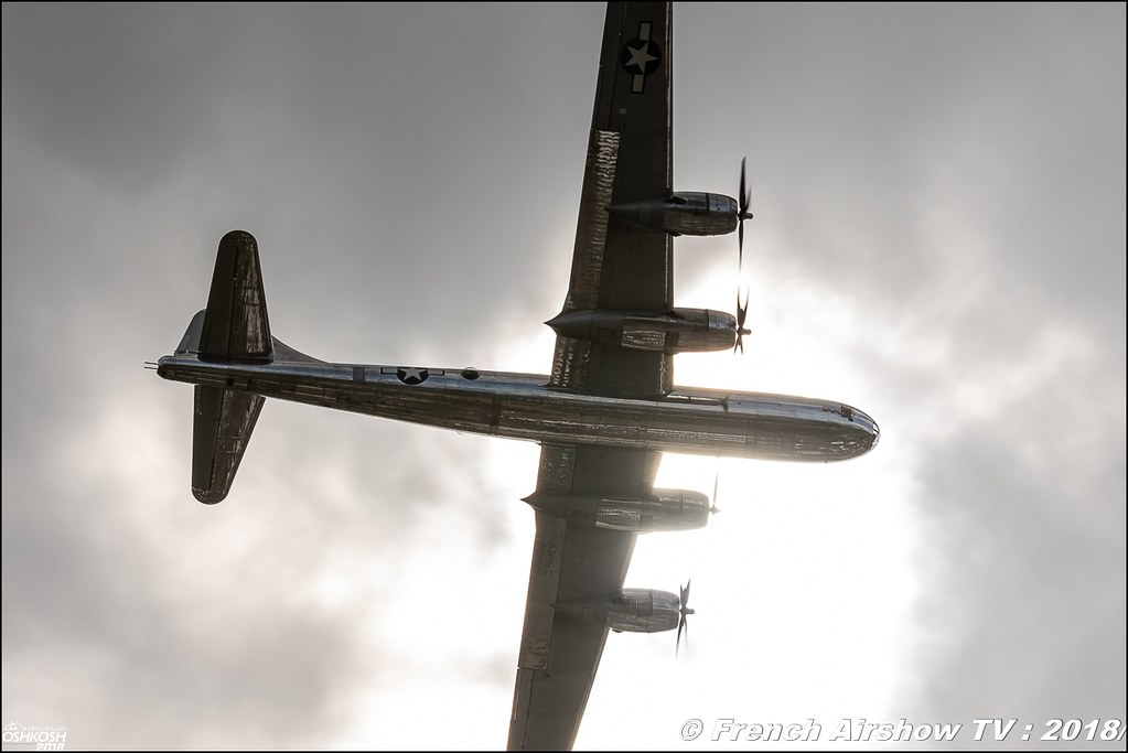 B-29 Superfortress DOC Review eaa oshkosh airventure airshow meeting aerien