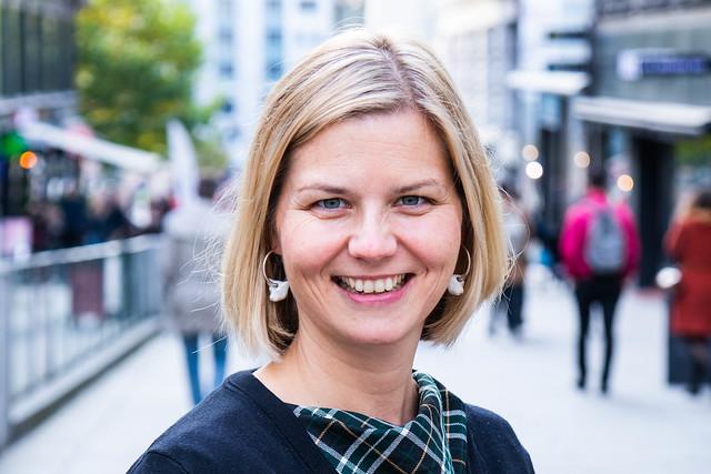 Kunnskapsminister Guri Melby (V). Foto: Liv Aarberg, Venstre