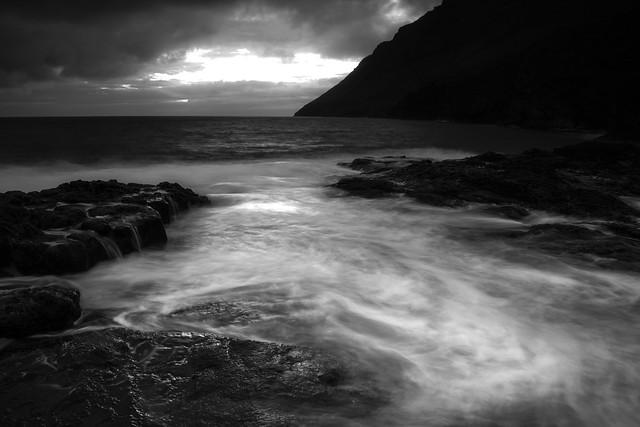 Last light - Viðareiði