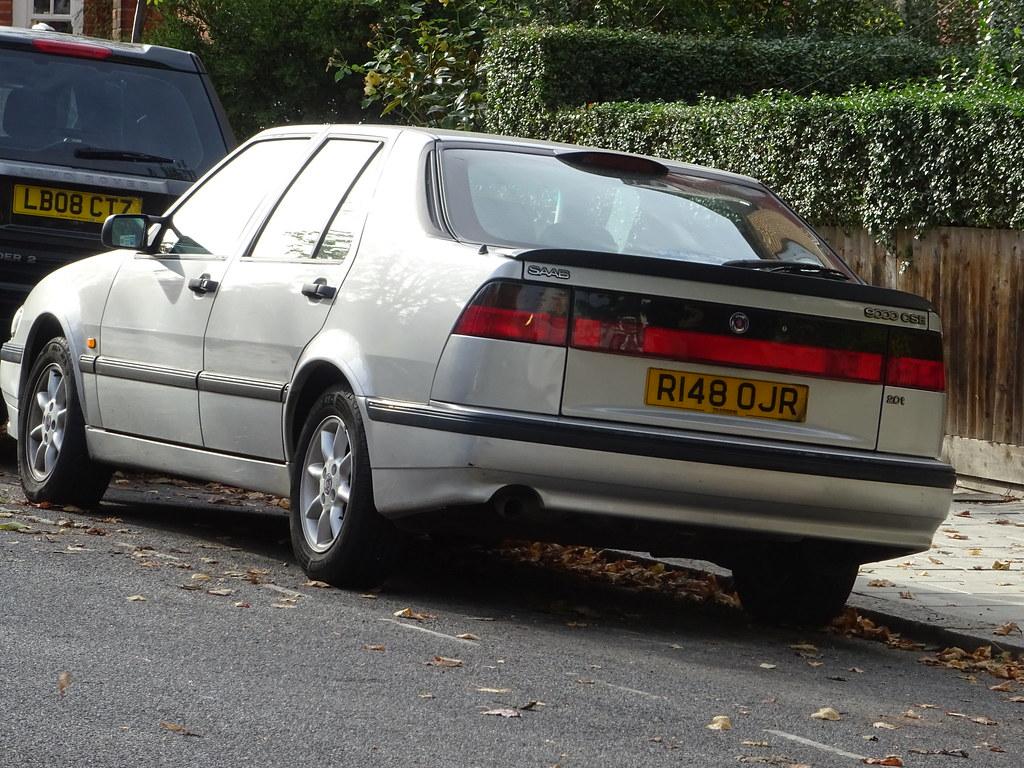 1998 Saab 9000 CSE 2 0t Anniversary Auto   Newcastle registe