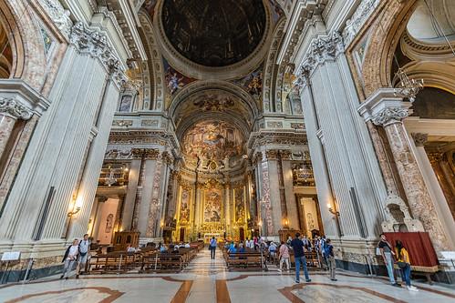 Chiesa di Sant' Ignazio di Loyola | by Jonas Juodišius