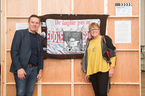 Eddie Braben - The Exhibition What I'm In - Grand Opening - The Florrie - 31.10.18 - Low Res - John Johnson-119 | by The Florrie