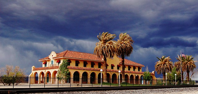 California A-Z: K is for Kelso Depot
