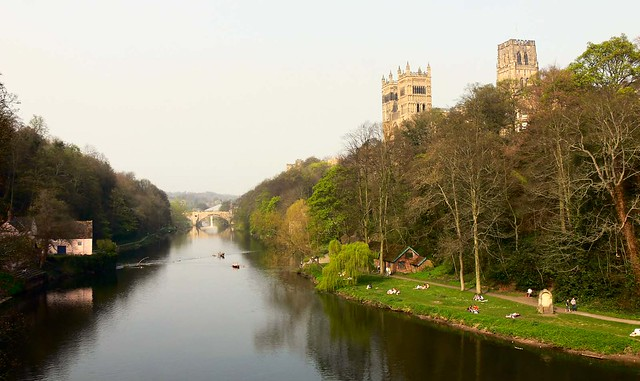 Durham Cathedral & River