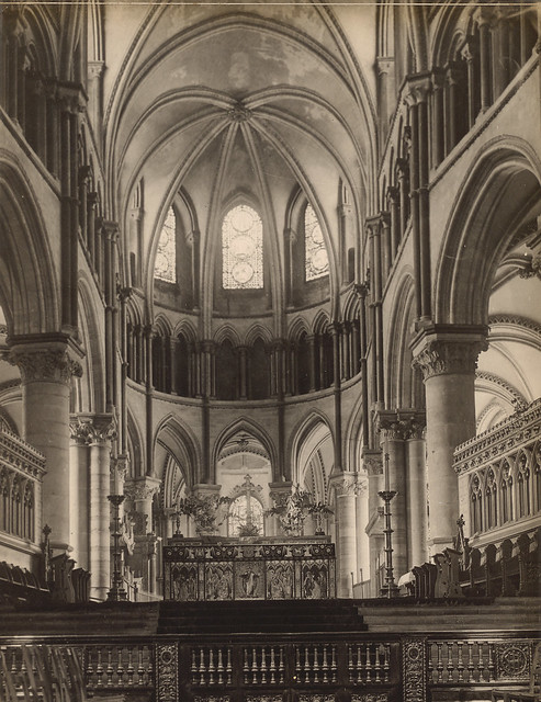 Altar and Apse, Canterbury Cathedral