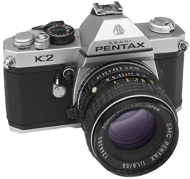 Asahi Pentax K2