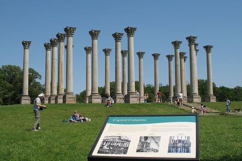 Capitol Columns at National Arboretum 3   by Mr.TinDC