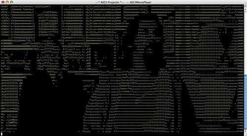 The Big Lebowski — In Glorious ASCII!