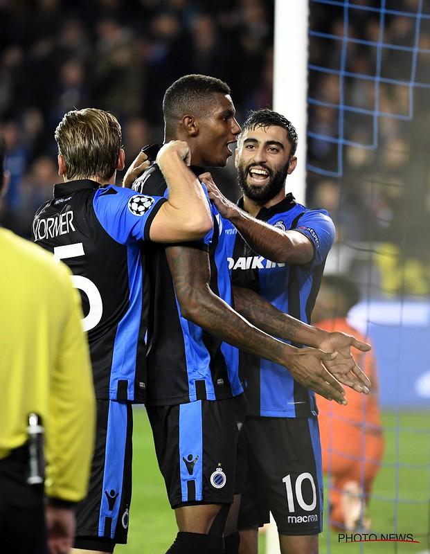 Club Brugge - AS Monaco 24-10-2018