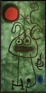 Peinture, 1953, Joan Miró