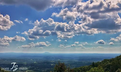 jamiesmed 2018 iphone7plus shotoniphone autumn october virginia sky landscape clouds