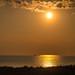Sonnenuntergang bei Kampen