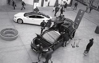 Tesla | by Tiger Mendoza