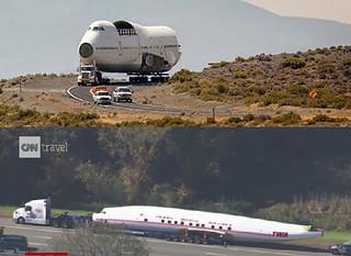 747 Connie comparison | by Tiahaar