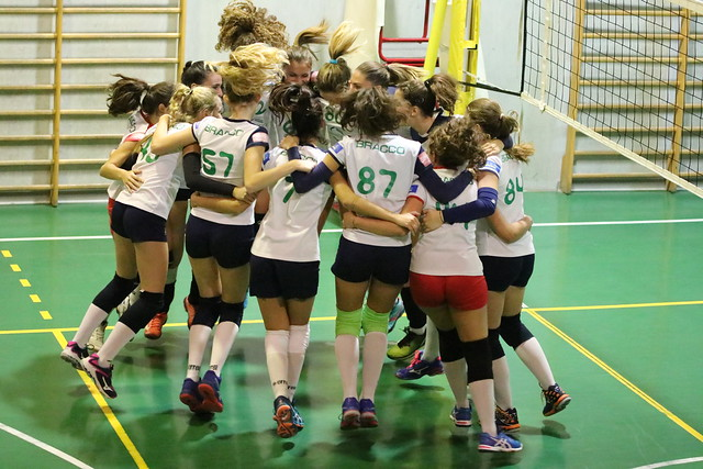 Coppa Regular Lombardia  - 18 Ottobre 2018  Pol.Nova Milanese - Bracco Pro Patria Volley  0 - 3