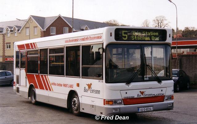Bus Eireann DPC106 (02D18256).