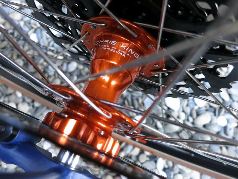 SURLY Midnight Special Stone Blue Chris King Hub R