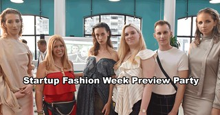 Startup Fashion Week Preview Party 2018 | by imagelibrary.ca