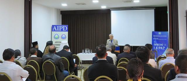 Ecuador-2018-09-29-IAPD Inaugurated in Ecuador
