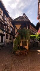 Eguisheim: Rue du Rempart