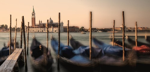 venice hdr longtimeexposure piazzasanmarco italy veneto europe waves sunrise morning