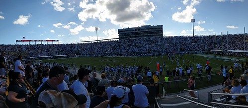 Pitt vs. UCF 2nd Quarter Photo Sphere