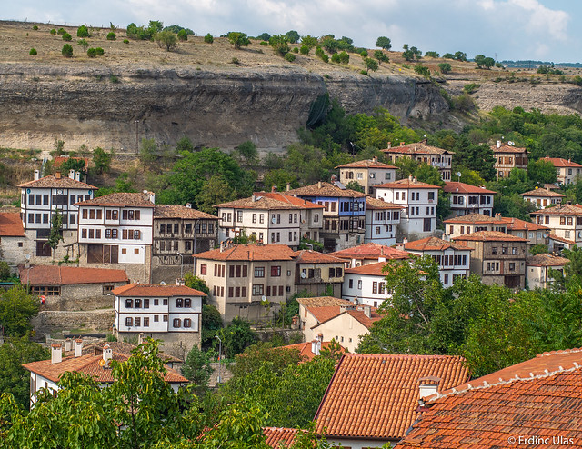 Traditional houses in Safranbolu