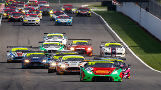 The start of the Donington Round of the British GT 2018 | by Xtra Photographic