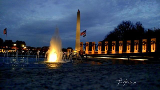 National World War II Monument