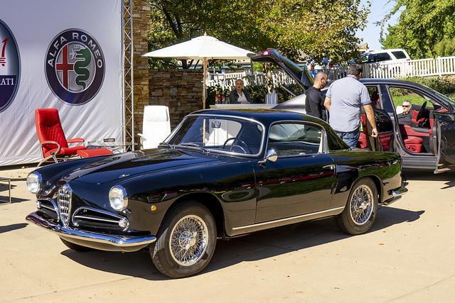 Alfa Romeo 1900C SS 1957