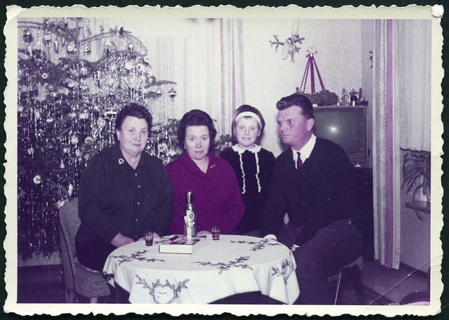 Archiv R606 Weihnachten, 1960er