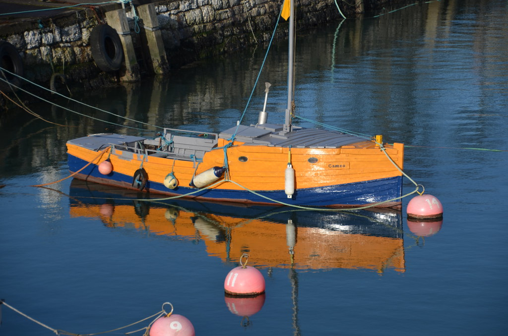 Carnlough Harbour Is A Village In County Antrim Northern Flickr
