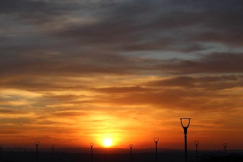 city sunsets citysunsets citysunset sandton johannesburg southafrica south africa sun sunset sunlight clouds cloud cloudy cloudysky gauteng travel