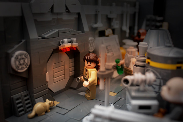 Escaping Order 66