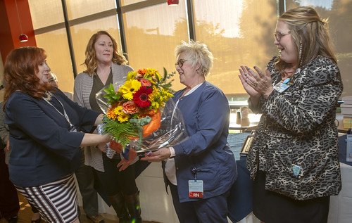 Fall Recognition Celebration honors employees for going the