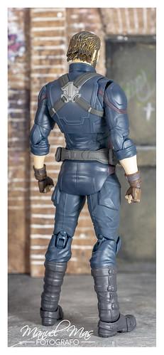 S.H.Figuarts - Captain America Infinity War   by manumasfotografo