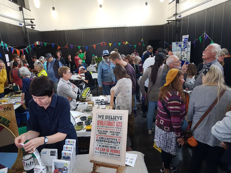 The Big Green Fair, part of the CAN Sustainability On Sea festival, 30th September 2018