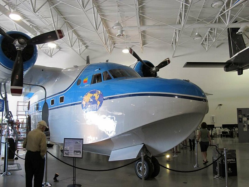 Grumman HU-16RD Albatross 1