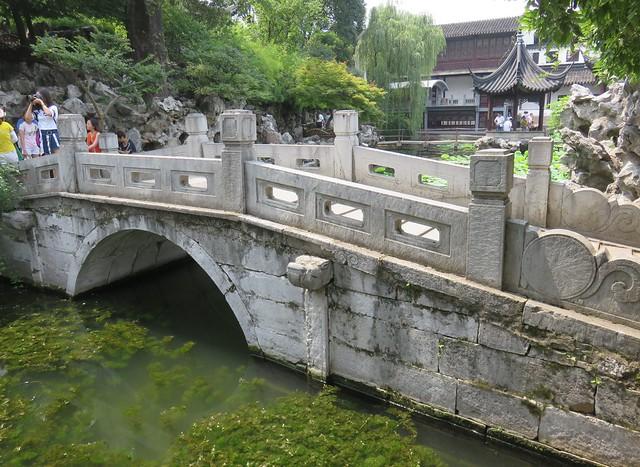 Lion Grove Garden (Suzhou, Jiangsu)