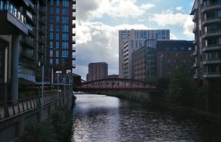 Bridge, Manchester   by Tiger Mendoza